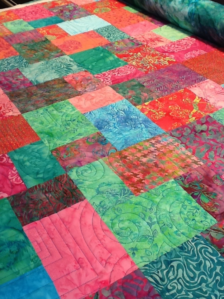 Layer Cake Quilt As You Go : Quilt Patterns Using Layer Cake images
